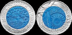 Новая памятная монета из Австрии