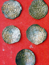 Крупная находка редких монет на Севере Англии