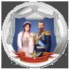Монеты Фиджи, посвященные российскому императору Николаю II и его семье