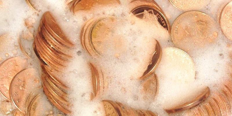 Советы наших читателей-нумизматов по чистке монет